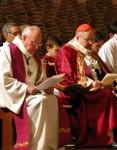 Obsèques de Mgr Rechain : homélie du Cardinal André Vingt-Trois