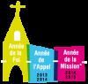 Vivre l'Année de la foi à Paris - Rencontre avec Mgr Jérôme Beau
