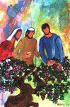La théologie de l'Eglise à travers la métaphore de la Vigne