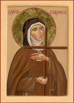 Sainte Véronique Giuliani, l'épouse mystique du Crucifix