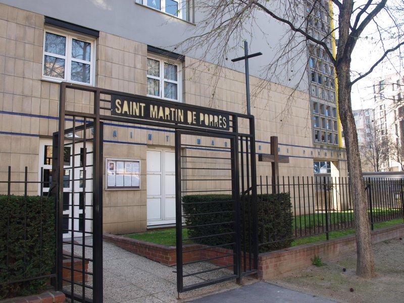 Chapelle Saint-Martin de Porrès